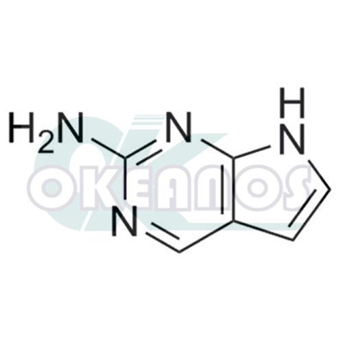 7H-Pyrrolo[2,3-d]pyrimidin- 2-amine