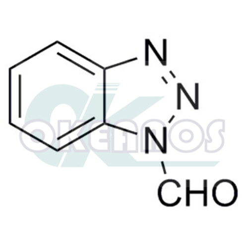 1H-benzo[d][1,2,3]triazole-1-carbaldehyde