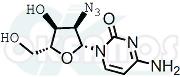 2'-Azido-2'-deoxycytidine
